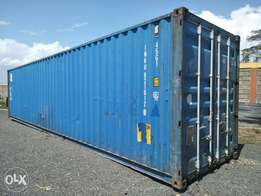 Container, 40feet, all documents, viewing nbi.opp qmp packers
