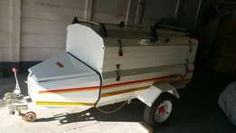 Venter trailer 6ft