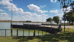 1192sqm waterfront stand at Bronkhorstspruit dam