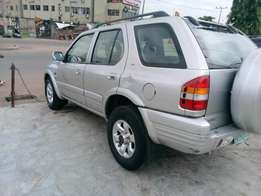 first body isuzu rodeo(frontera)
