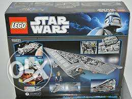Lego Star Wars Star Destroyer 10221