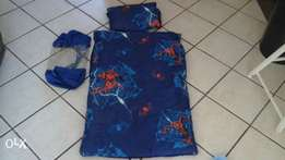 Snug bug spiderman sleeping bag