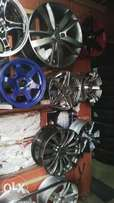 Tawain rims for all size, 25,000