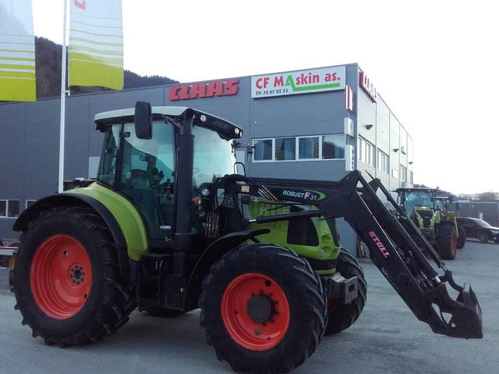 Claas Arion 520 - 2009
