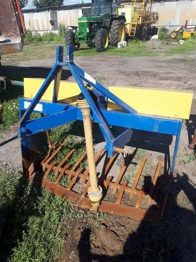 Digger skoba dlya podkapyvaniya korneplodov vibro 130 potato
