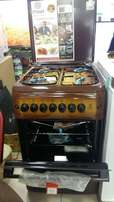 Brand new oven gas cooker four burners. Negotiable