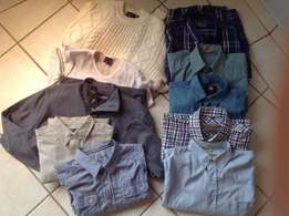 Clothing Mens and Ladies job lot