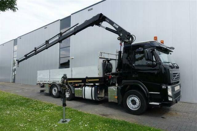 Volvo FM340 6X2 HIAB 211E 5 HIDUO EURO 5 - 2013