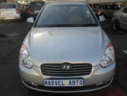 2010 Hyundai Accent 1.6 For R65,000