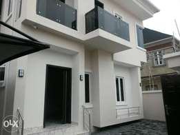 Brand new 4bedroom fully detached house in Cheview Estate