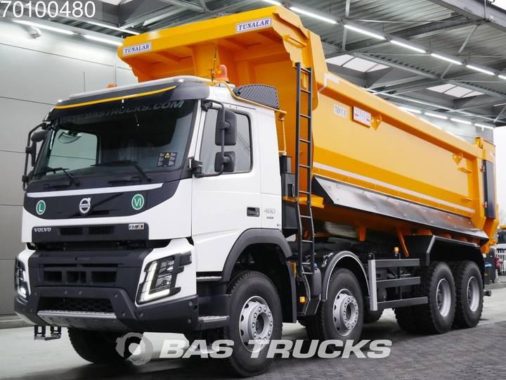 Volvo FMX 460 8X4 25m3 VEB+ Euro 6 - 2019