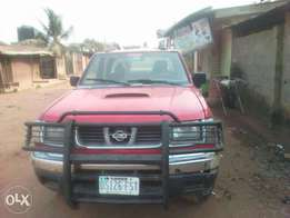 First Body Nissan Frontier Pick up 2003 model
