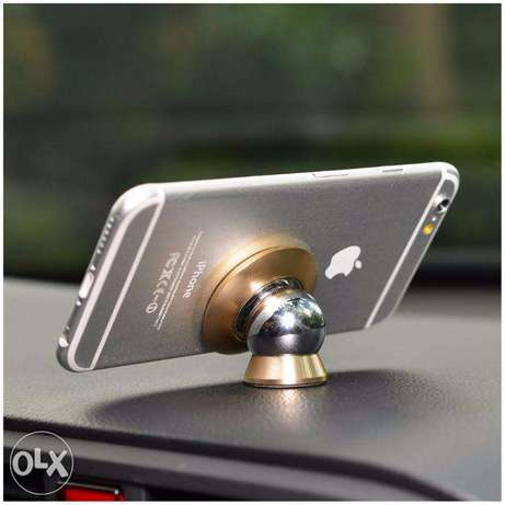 360 Degree Magnetic Phone Holder For Car