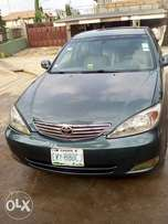 Toyota Camry 2004 registered