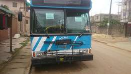 Direct Tokunbo 43 Seater bus.