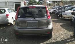 Nissan Note, KCN, year 2010, 1500 CC, new.