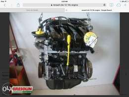 2006 Renault Clio 12 16v engine for sale,R7500