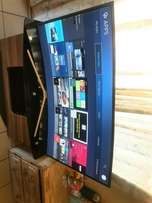 49inches Samsung UHD Curved Smart TV For Sale