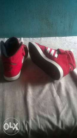 Adidas high tops Enugu North - image 3