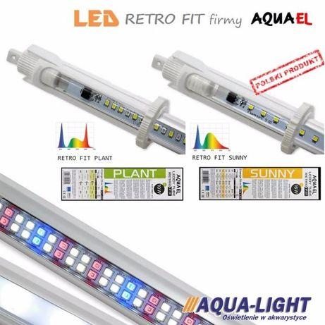 Zamiennik Led świetlówek T8 T5 Do Akwarium Retrofit Aquael