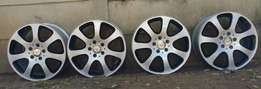 Meredes Benz 17'' Rims For Sale 'Bargain""