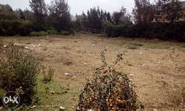 half acre plot of land for sale in Ngong Town near Kimbiko road