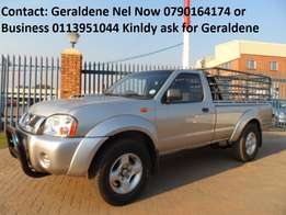 2010 Nissan Hardbody NP300 2.5 Tdi S/C Good all round Condition Call N