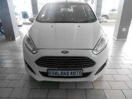 2015 Ford Fiesta 1.0 Ecoboost for sale R140 000
