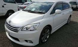 Toyota Mark X Zio, S/W. 7 Seater. 2010 Model.