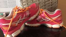 Asics Nimbus 15 Ladies Running Shoes - Brand New