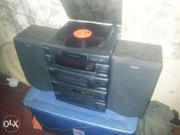 1000Sony Hifi with LP Player for just 10k