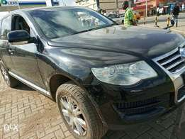 A very well maintained Volkswagen toureg for sale