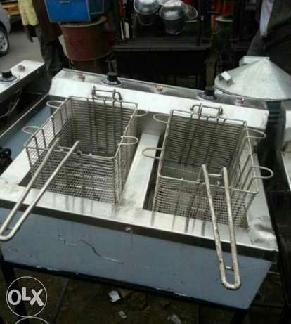 Deep fryer frier double basket Kamukunji - image 1