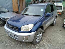 A very well maintained Toyota rav 4 for sale