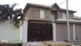 Executive 3 bedroom flat in suit with wardrobe at governor road Ikotun