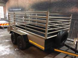 Sheep Trailer Excellent Condition
