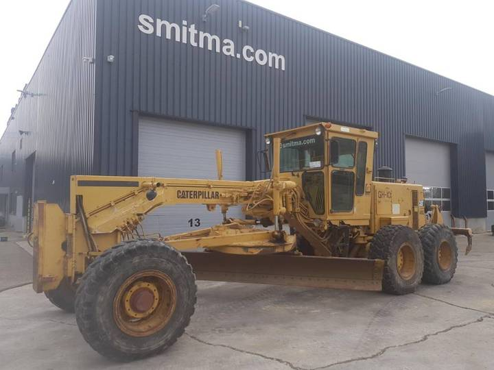Caterpillar 140G W RIPPER - 1993