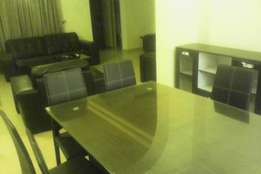 2bed rooms serviced and fully furnished apartment for rent at Jabi