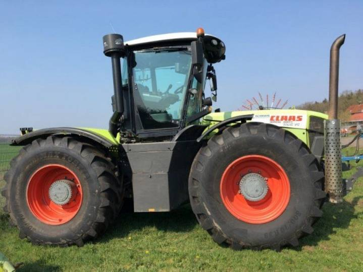 Claas xerion 3800 trac vc - 2009