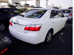 toyota premio 2010 model 1500cc grand sale KCK/X at 1,499,999/= only