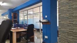 Office Glass partitions in Nairobi
