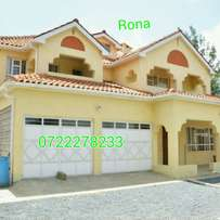 fabulous, 5 bedrooms with SQ house for sale in kahawa sukari