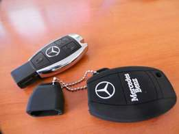 Mercedes Benz Silicon Key Protector