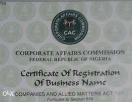 Register your Business with Federal Govt.