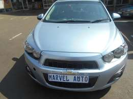 2013 Chevrolet Sonic 1.6 Is For R95,000