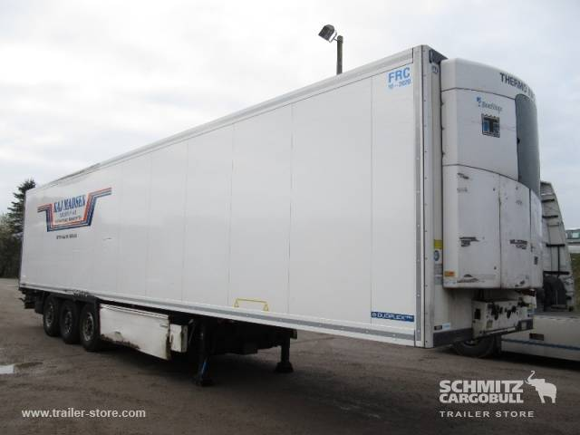 Schmitz Cargobull Auflieger Tiefkühlkoffer Multitemp Dobbeltdækk - 2014