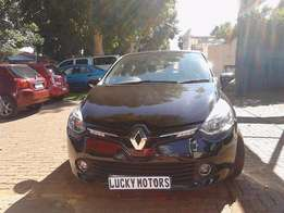 2014 Renault Clio 1.4 Turbo