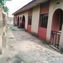 Bungalow for in akute via ojodu 10.5million C of O