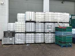 1000 Litres IBC Containers for sale