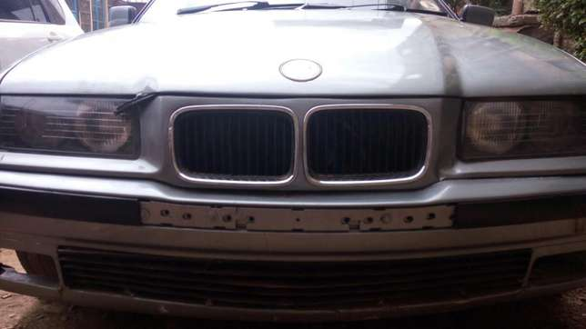 Can BMW car for sell. In good shape & free from Accident Nyari - image 6